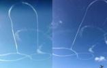 尴尬!美军两名飞行员驾驶战机空中画小黄图 军方道歉