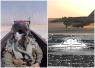 埃及军方轰炸恐怖分子据点 战机视角视频曝光