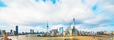 """""""繁华、成功、自信""""成形象标签 新时代中国让世界瞩目"""
