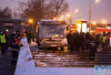 实拍莫斯科致5人死亡车祸现场 公交司机或故意撞向人群