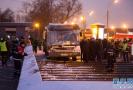 莫斯科致5死车祸现场