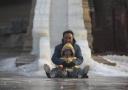 北京公园冰雪季开幕