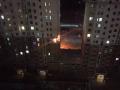 凌海天然气闪爆炸通两层楼 7楼男孩被炸飞高层坠亡