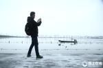 终于等到你:西湖断桥,再现残雪!