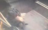 宁波一男子电梯内劝阻吸烟遭钝器打伤 警方调解下吸烟者道歉