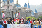 上海迪士尼插队费引众怒 外媒:其实不满园区服务