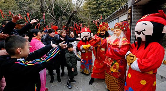 欢乐中国年 民俗贺新春