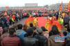 河南商丘:多彩文化庆新春