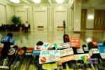 """两会直播:环保部部长李干杰就""""打好污染防治攻坚战""""答问"""