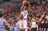 辽篮主场87比95不敌北京男篮 总比分被扳为1比1