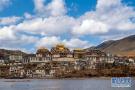 藏族春日风光无限