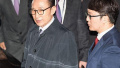 李明博涉嫌贪腐被批捕 或面临至多45年监禁