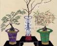 赏春花、赏画、品诗词