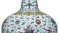 美国一美术馆出售藏品 清代乾隆天球瓶上拍估价近亿