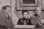 陈香梅逝世牵出史上最美异国忘年恋回忆:和飞虎将军陈纳德热吻照曾轰动美国