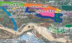 济南黄河北9000亩花海加速建设 22天栽植1750亩樱桃