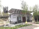 """哈尔滨16座公厕""""变脸"""" 与街路、绿地景色融为一体"""