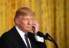 特朗普将宣布是否退出伊朗核协议 英法德忧中东情势升高加紧游说