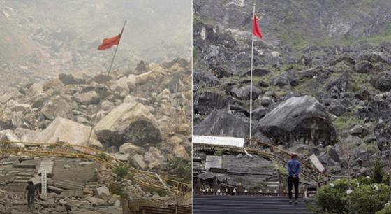 汶川地震十周年 10个极重灾区的十年变迁