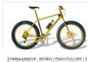 世界上最贵的自行车