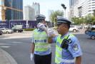 为让城市更畅通 青岛交警向市民发出四条倡议