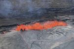 美国夏威夷基拉韦厄火山喷发加剧 1人受重伤