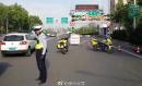 扬子江隧道北线封闭