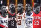 NBA公布赛季最佳阵容