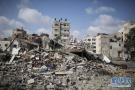 以色列轰炸加沙地带致两名巴勒斯坦人死亡