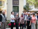 杭州西湖区首台老小区加装电梯启用 浙大退休老师回家了