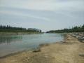 郑州北龙湖岸边没救生设备 游玩市民心不安