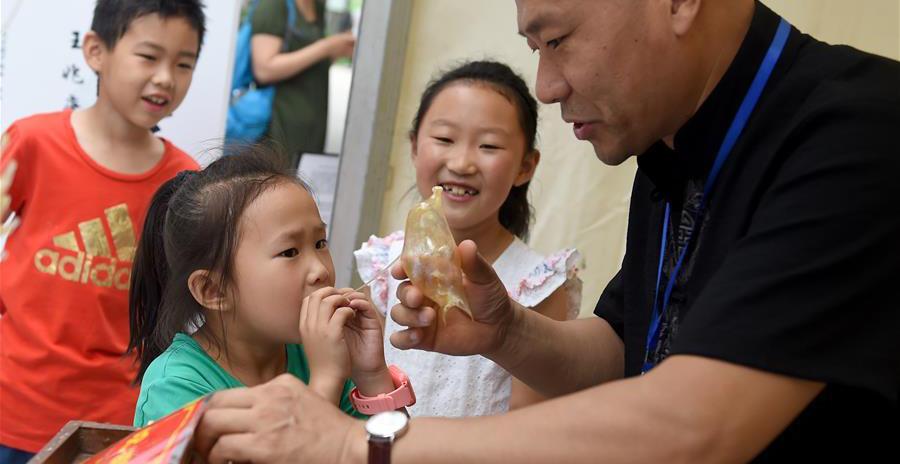 赏传统文化 迎端午佳节 展示传统文化魅力