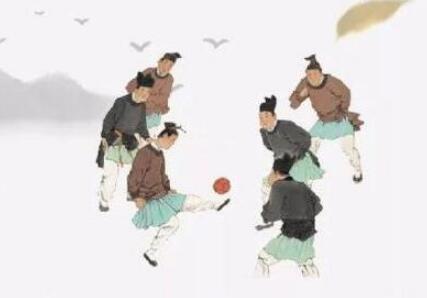 中国古代运动项目