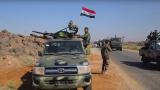 关注叙利亚德拉省局势:叙政府军收复叙约边境口岸