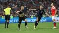 克罗地亚点杀俄罗斯 时隔20年再进世界杯四强
