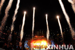 世界上最大的灯光焰火秀来了!今夏将在青岛金沙滩啤酒城上演
