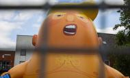 Huge protests planned for Trump's UK visit