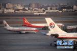 """受台风""""云雀""""影响 上海两大机场通行能力下降7成"""