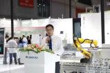 格力G-FMS柔性生産線工博會首發