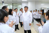 Xi Jinping makes inspection tour in Zhuhai, Guangdong