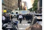 美国有线电视新闻网办公大楼出现可疑包裹 楼内人员被紧急疏散