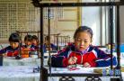 河北饶阳:社团活动助学生快乐成长
