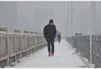 河南安徽等地有大雪 河北山西等地有中至重度霾