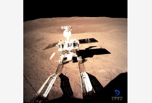 """嫦娥四号登月""""造假""""?NASA出面澄清"""