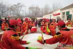 春节、元宵节期间,河北大地文明新风扑面