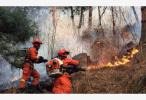森林火灾接连发生 时隔三年这个红色预警再拉响