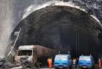 云南一在建隧道发生疑似瓦斯灾害事故 致2死2伤5失联
