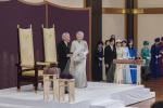 """日本德仁天皇5月1日即位,开启""""令和""""时代"""