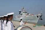中俄海上联合演习看点多 都透露了哪些信息?