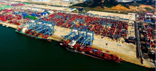 西到新疆北绕北冰洋 山东港口要干什么?